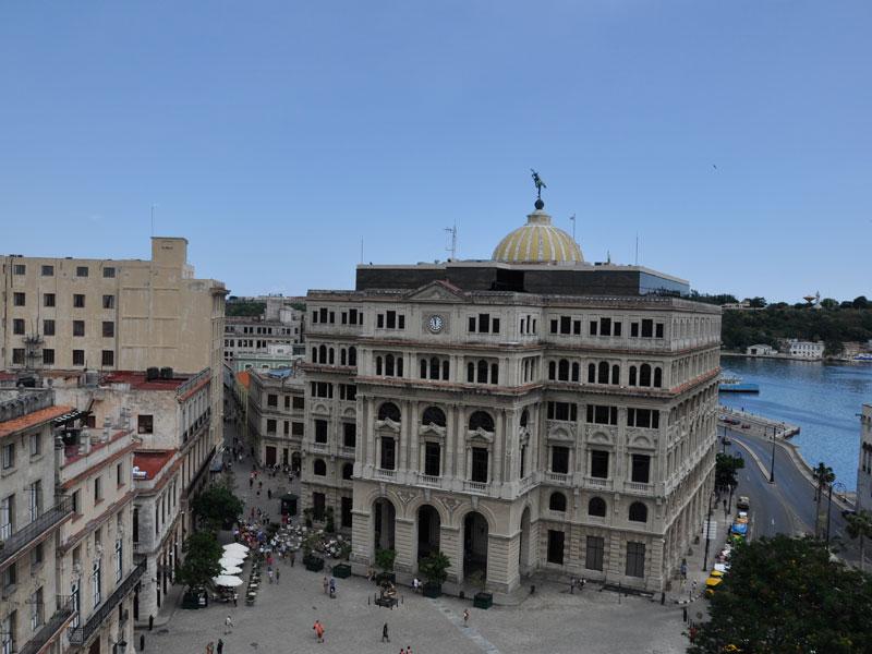 Trading Market San Francisco de Asís square