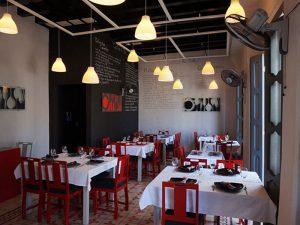 Castas y Tal restaurant Cuba
