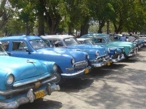 Fraternity Park Havana Cuba