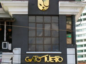 Gato Tuerto night life Cuba