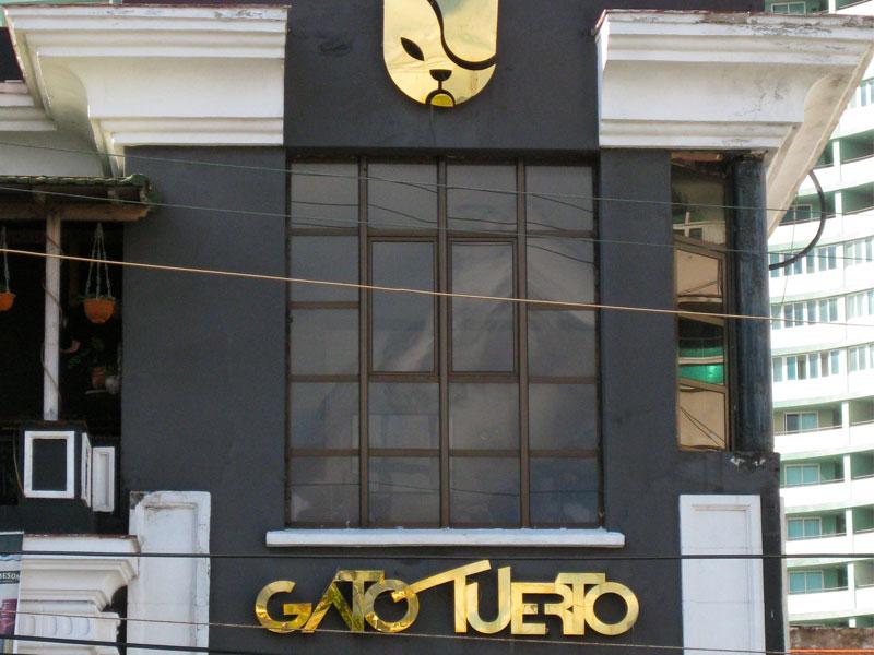 Gato Tuerto